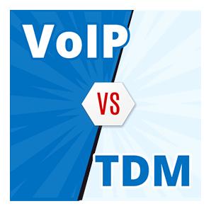 TDM Vs VoIP