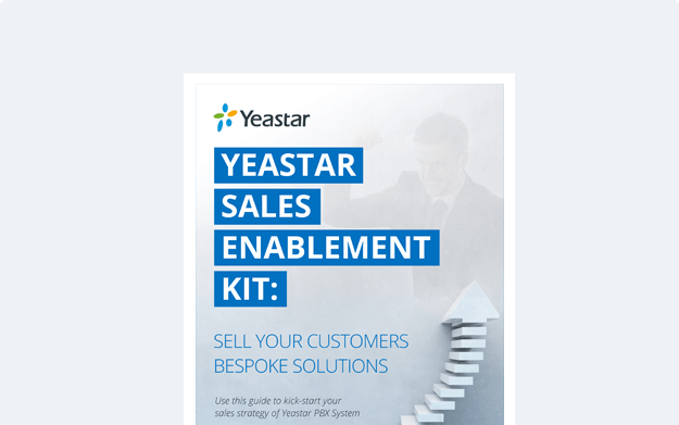 Yeastar Sales Enablement Kit