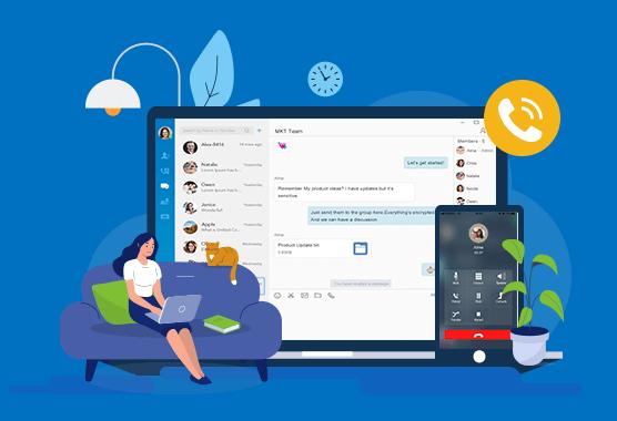 Why The Softphone Is Vital For Teleworking & Linkus Walk-through