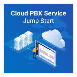 How To Quickly Launch Work-from-Home Cloud PBX Services?