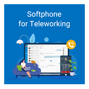 Why The Softphone Is Vital for Teleworking & Linkus Walk-through