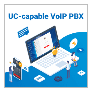 Uc-capable Pbx