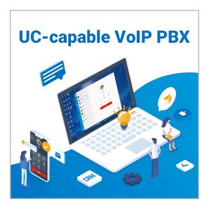Uc-capable Pbx
