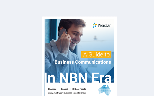Guide to Business Communications in NBN Era