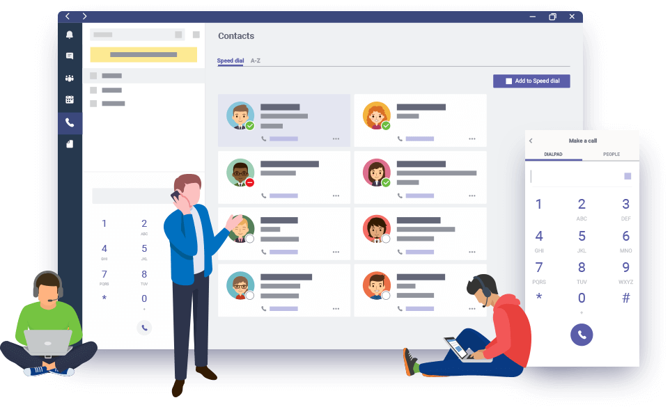 Integrate Yeastar PBX with Microsoft Teams
