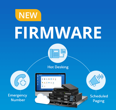 New Firmware Released: Yeastar PBX Supports Hot Desking, Sched