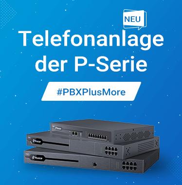 Yeastar Präsentiert Neue Telefonanlage Der P-Serie Für KMUs Mit Großen Erwartungen