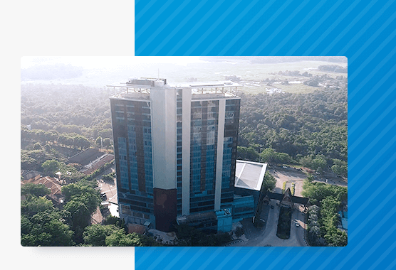 Panbil Residence Apartment Migrates To VoIP And Integrates PMS With Yeastar