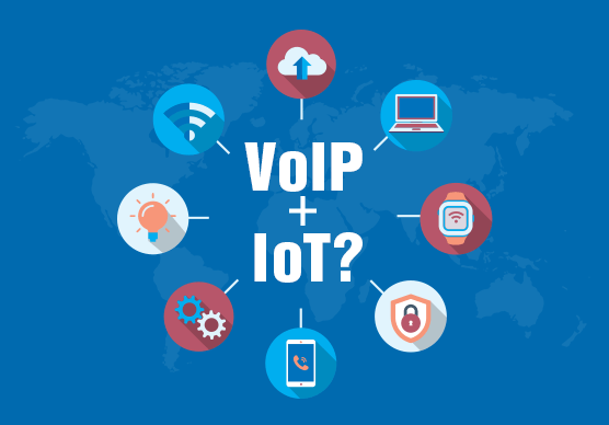 VoIP + IoT? Synergy Drives The Future Of Smart Solution