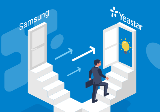 The Best Alternative To Your Samsung PBX System