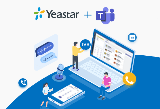 Yeastar For Microsoft Teams Integration