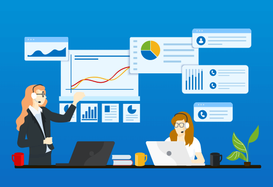 Call Center Reporting: Improve Productivity With Data
