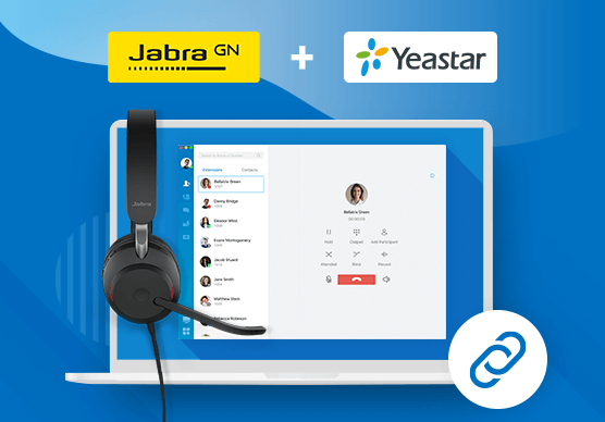 Introducing Jabra Headset And Speakerphone Integration With Linkus Desktop Client