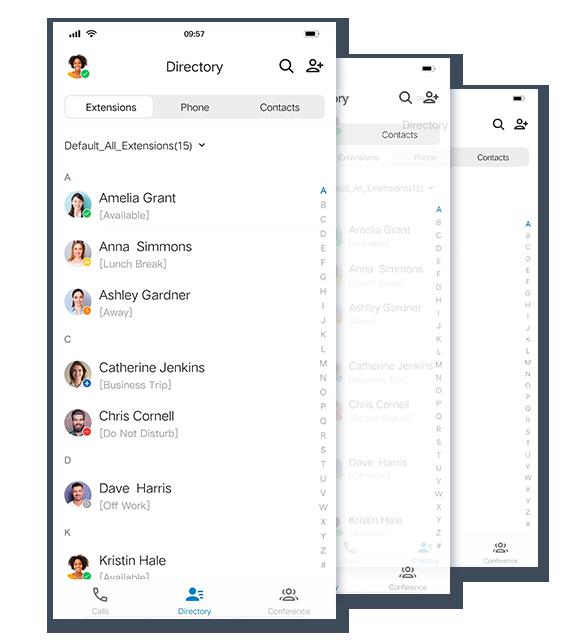 Linkus Mobile Client