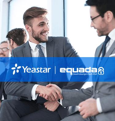 Yeastar Equada ITSP Partnership-DEHOME